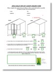 CHALET WITH 2FT CANOPY ENQUIRY FORM
